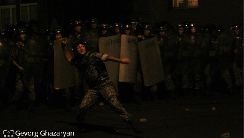 politie armenia