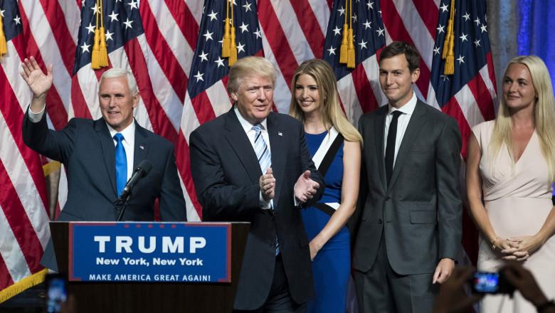 familia trump GettyImages-576596410