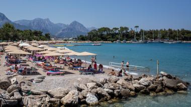 turism turcia plaja GettyImages-547188080