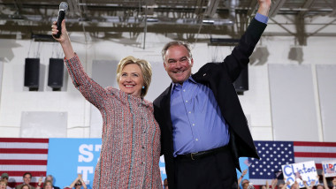 TIM KAINE - GettyImages-547389894