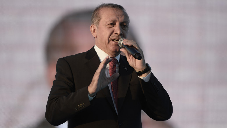 Recep Erdogan GettyImages august 2015