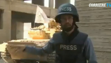 jurnalist salvat siria