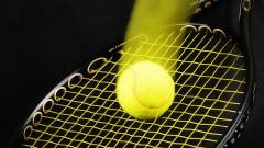 racheta minge tenis