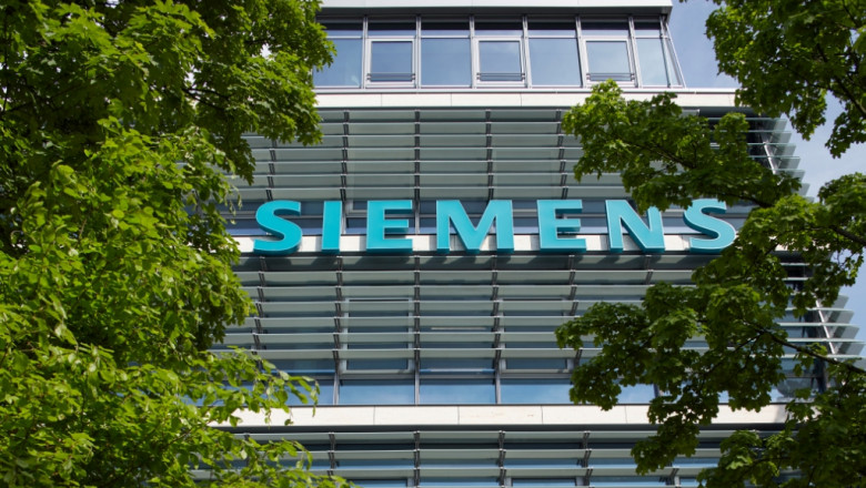 Cladire Siemens online