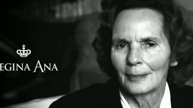 Funeralii regale | Sicriul cu trupul Reginei Ana a fost adus la Palatul Regal din Bucureşti