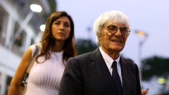 Bernie Ecclestone si Fabiana Flosi GettyImages-455646504