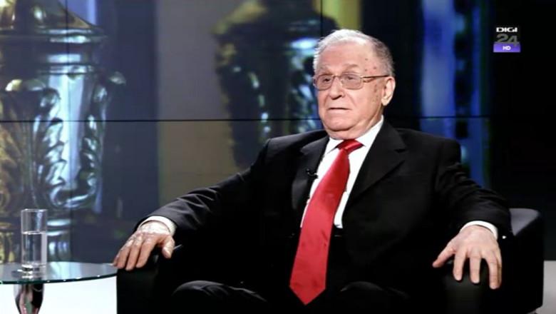 ion iliescu interviu impartial