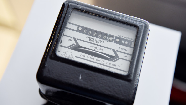 contor energie electrica agerpres 8027651-1