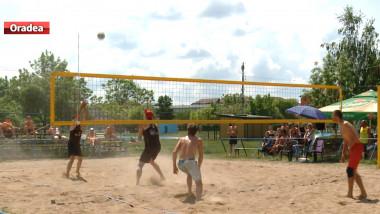 sport volei pe plaja