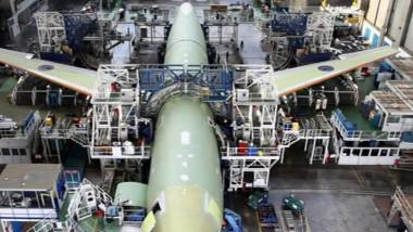 airbus in fabrica