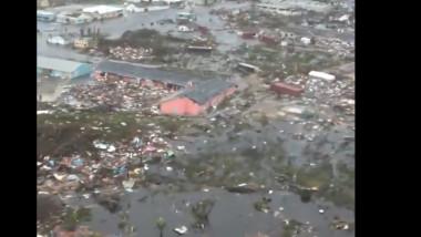 Bahamas uragan Dorian