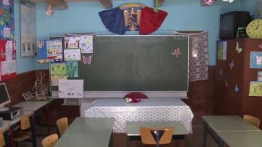 sala de clasa in casa