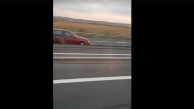 sofer-pe-contrasens-viteza-autostrada-transilvania