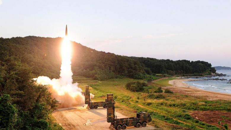 sistem THAAD Coreea de Sud