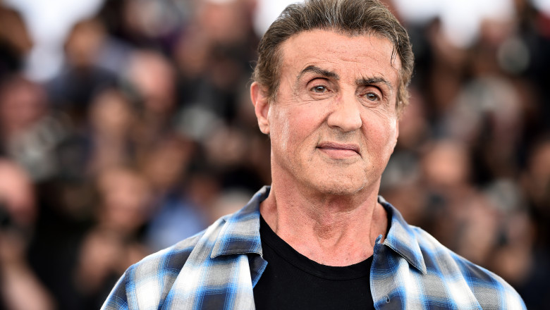 Rendez-vous With Sylvester Stallone & Rambo V: Last Blood - The 72nd Annual Cannes Film Festival