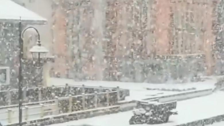 ninsoare italia