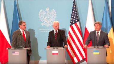 memorandum energia ucraina polonia sua