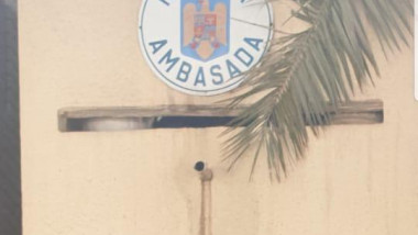 incendiu ambasada alsumaria