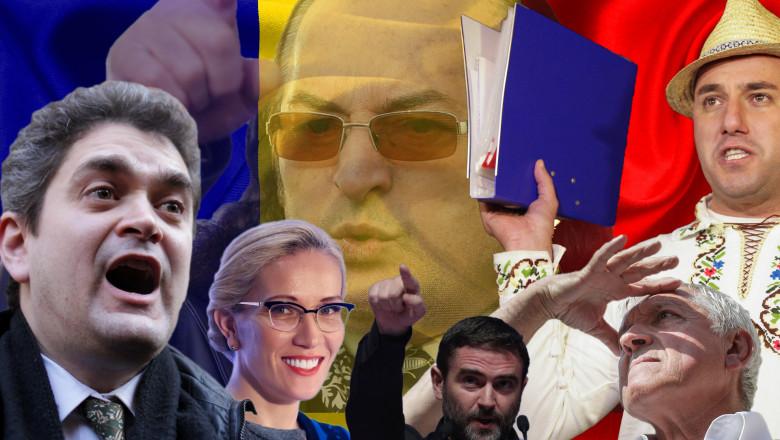 colaj candidati alegeri prezidențiale 2019