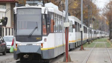 Tramvai București