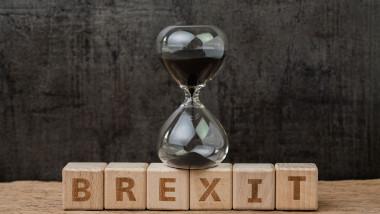 Brexit clepsidra