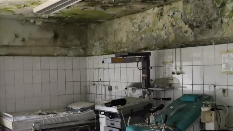 spitalul groazei negresti
