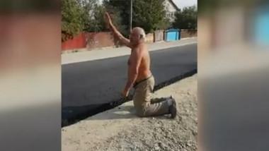 barbat asfalt
