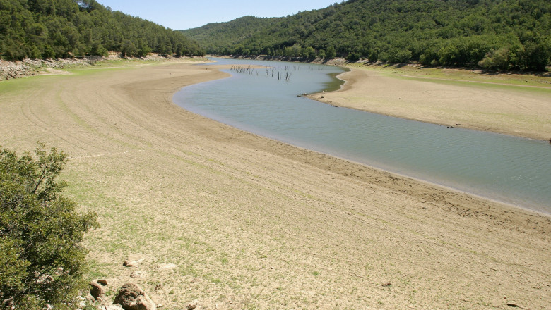 Southern France Ravaged By Drought