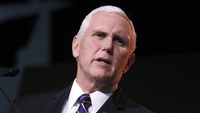 mike pence getty