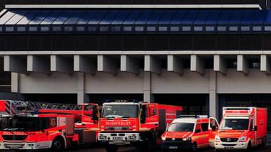 pompieri incendiu germania