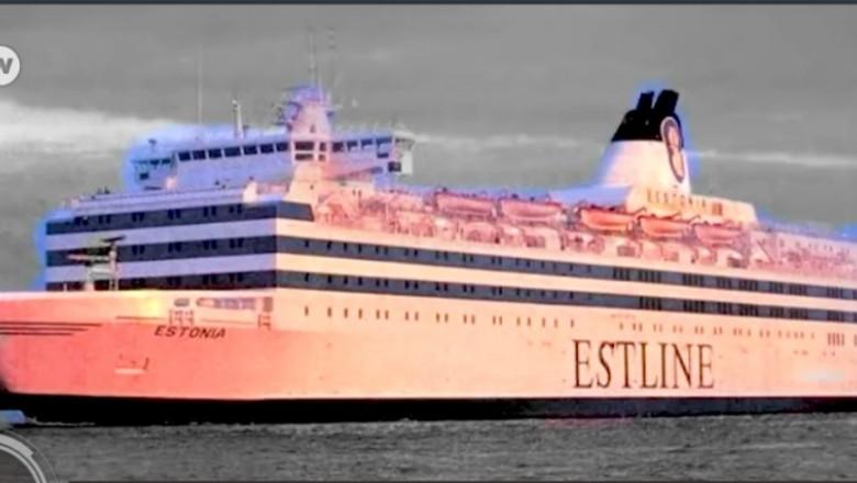 feribotul estonia - focus