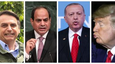 colaj trump bolsonaro erdogan si sisi
