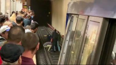 incident metrou
