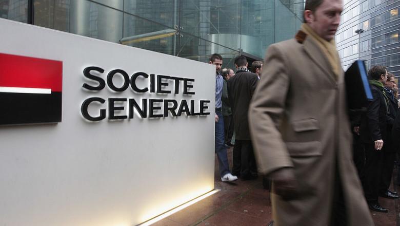 Beleaguered Societe Generale Holds Board Meeting