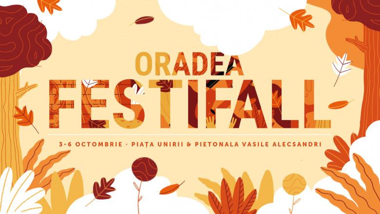 ORADEA FestiFall Cover