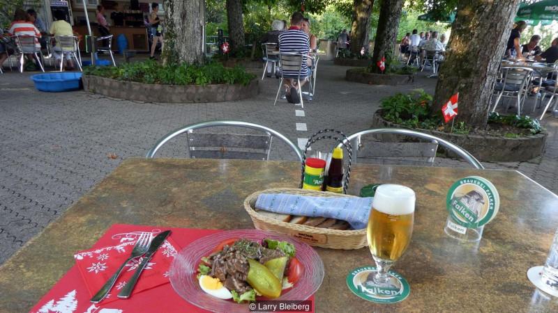 restaurant waldheim - larry bleiberg via bbc