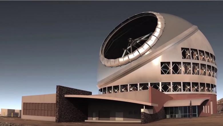 telescopul tmt