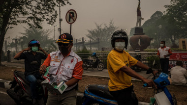 smog in malaysia