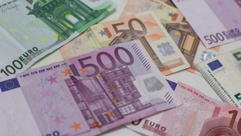 Finante-Bănci, euro