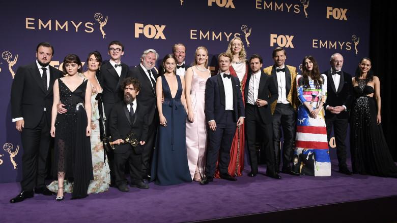 71st Emmy Awards - Press Room
