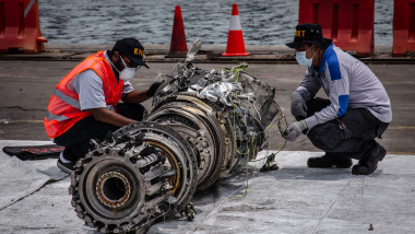 Lion Air Flight Crashes Into Sea Off Jakarta