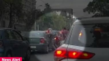 violente trafic