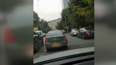 bataie trafic masina