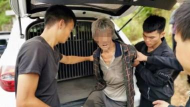 evadat politia chineza