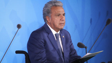 Lenin Moreno World Leaders Gather For United Nations Climate Summit