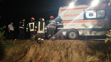 accident ialomita 7 ambulanta