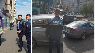 politisti-bucuresti-parcare-neregulamentara
