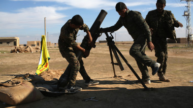 Syrian Kurdish Republic Of Rojava Becomes Bulwark In Battle Against ISIL