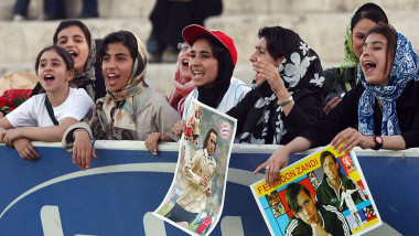 femei fotbal Iran