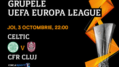 Celtic-CFR Cluj 2019